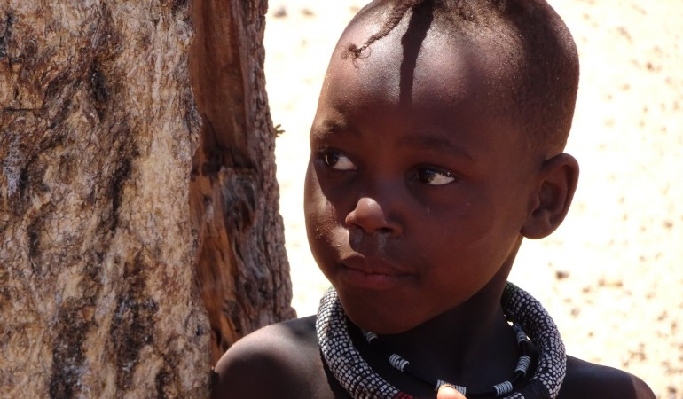 Namibia, the Himba tribe