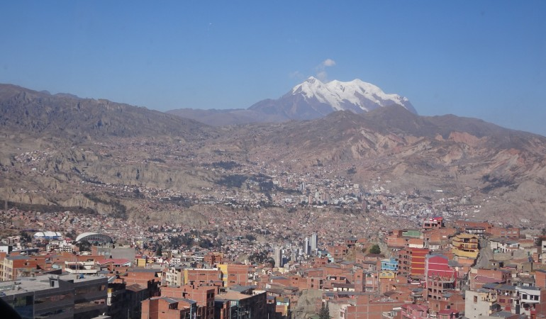 La Paz in three days, get ready for the altitude and the coca tea!