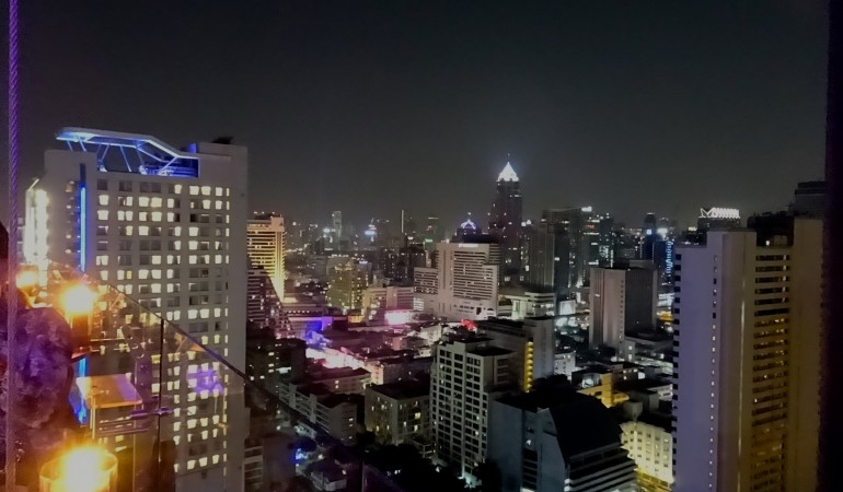 Thailand: two cheeky days in crazy Bangkok