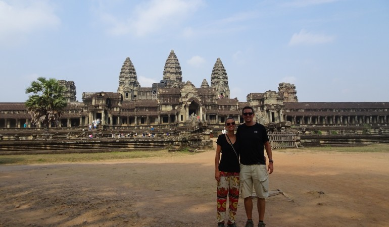 Siem Reap and Angkor Wat in two days