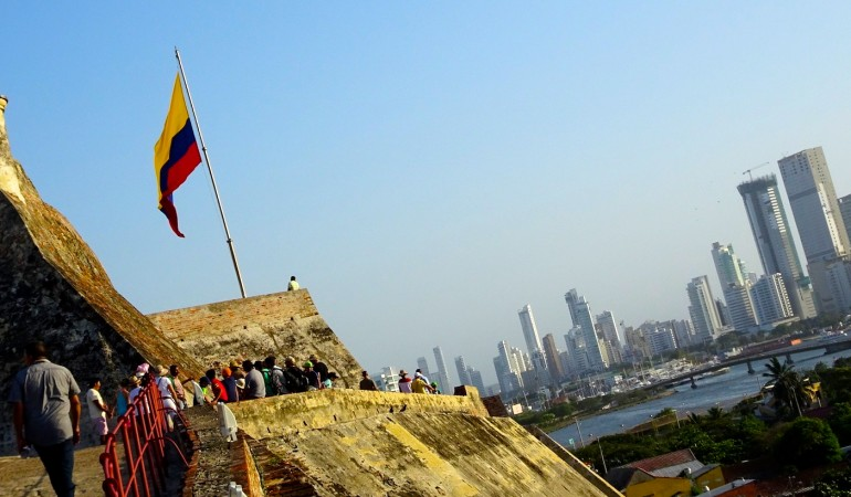 Six days in Cartagena de indias