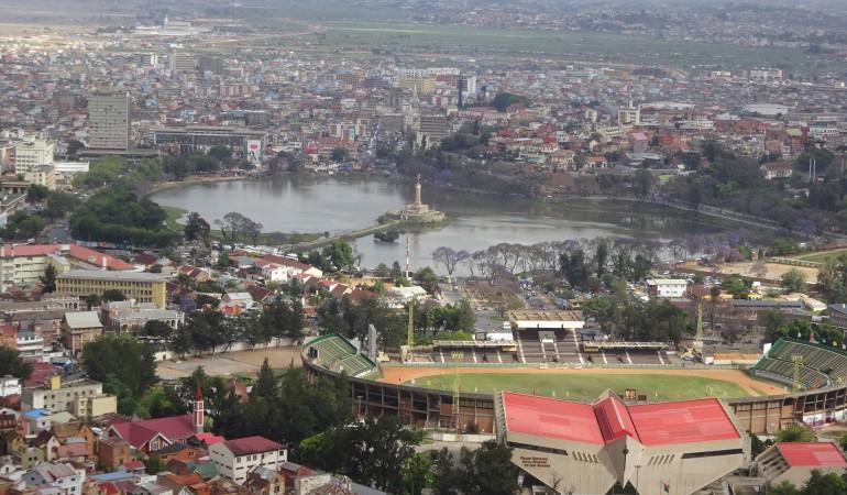 Madagascar 1: Antananarivo to Antsirabe