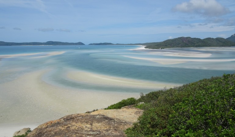 Whitsundays and Airlie Beach: in love with the great barrier reef
