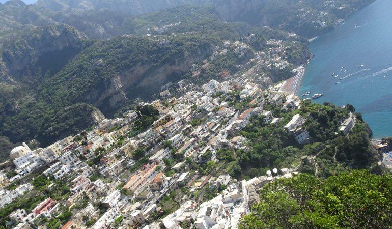 Amalfi Coast and Napoli in 7 days